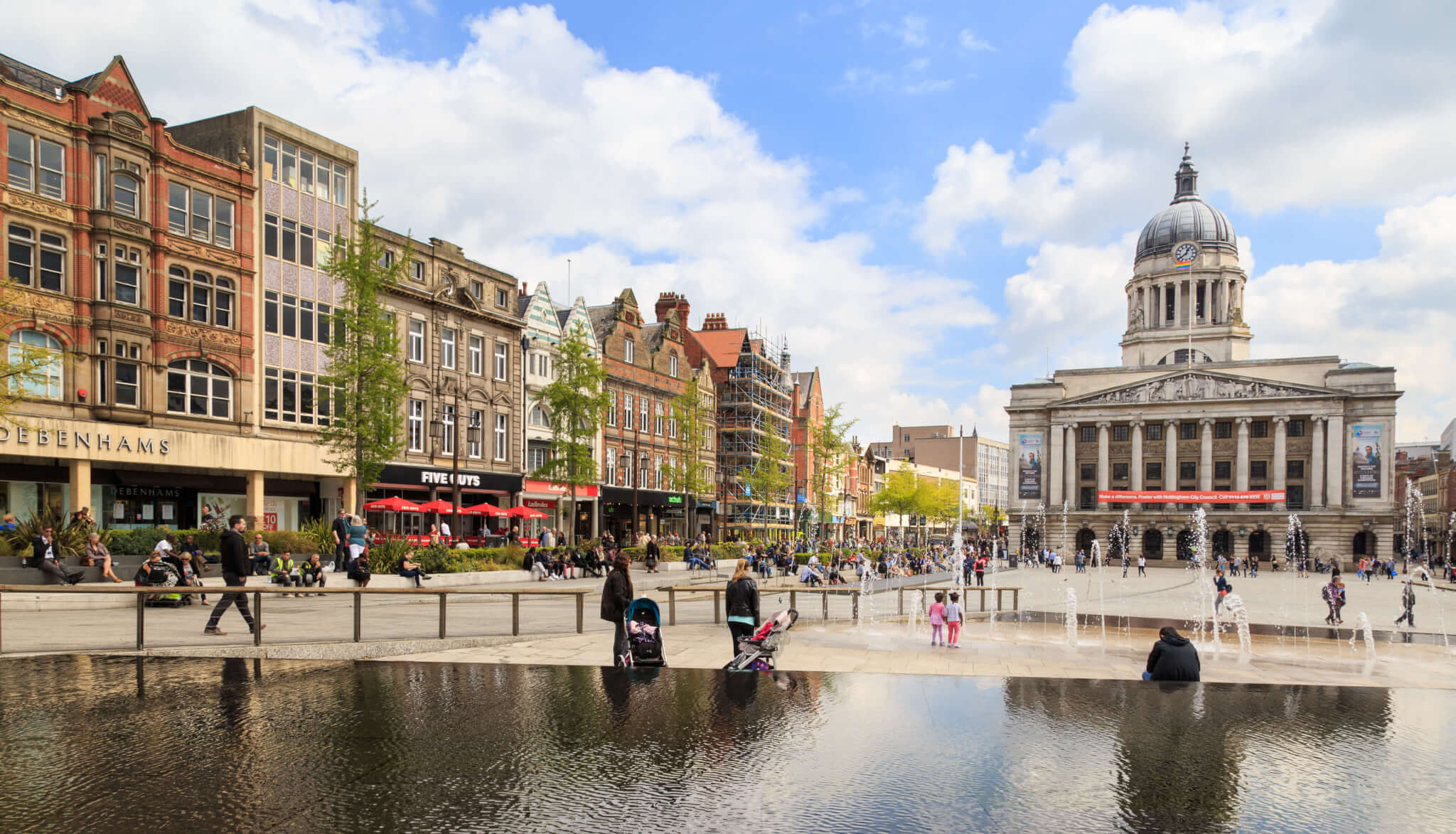 Rent to Rent in Nottingham, UK by Capitum Investments LTD